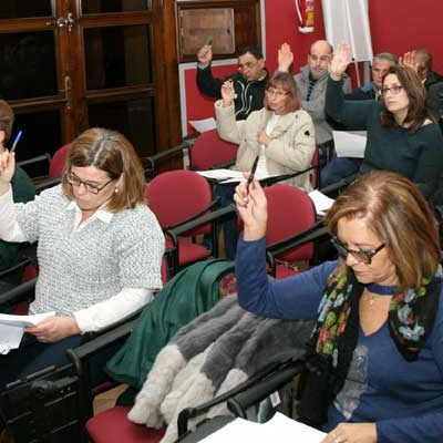 Villa y Tierra aprueba un presupuesto de 412.284 euros para 2018
