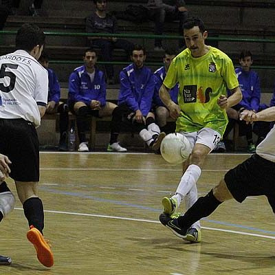 El FS Naturpellet recibe al Universidad de Valladolid con la confianza de sumar puntos