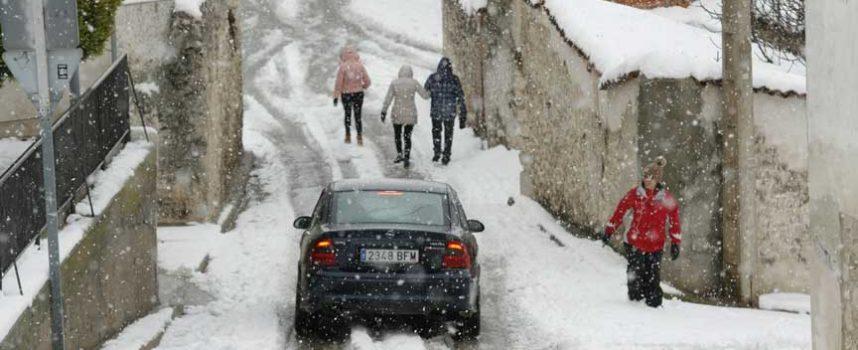 El Ayuntamiento de Cuéllar ya está preparado para hacer frente al temporal de frío y nieve