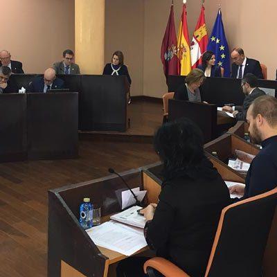 La Diputación aprueba el Plan de Ayudas para Inversiones Municipales en la Provincia