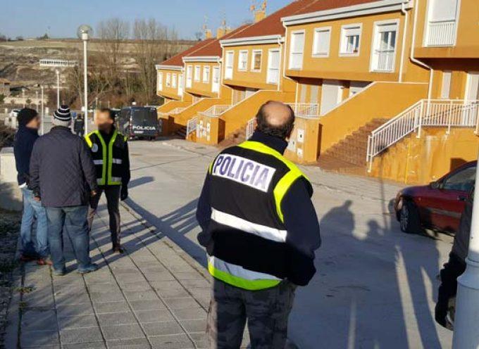 Detenido un vecino de Carbonero el Mayor por el robo en vehículos en Segovia