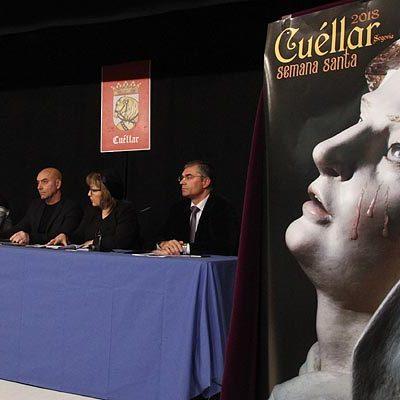 Conciertos, desfiles procesionales, conferencias y exposiciones serán los actos principales de la Semana Santa Cuellarana