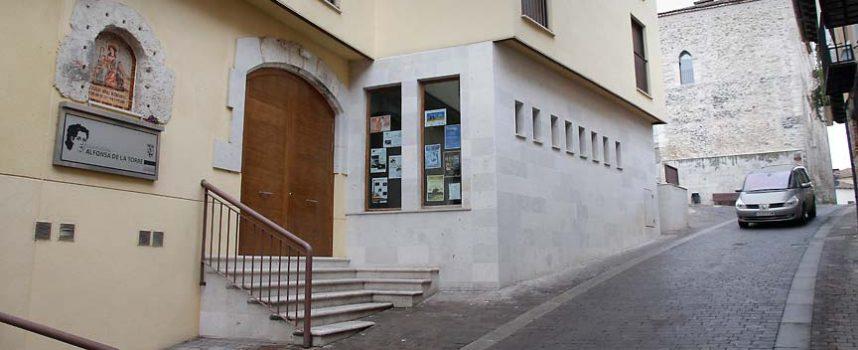 El cine vuelve este fin de semana a la sala Alfonsa de la Torre