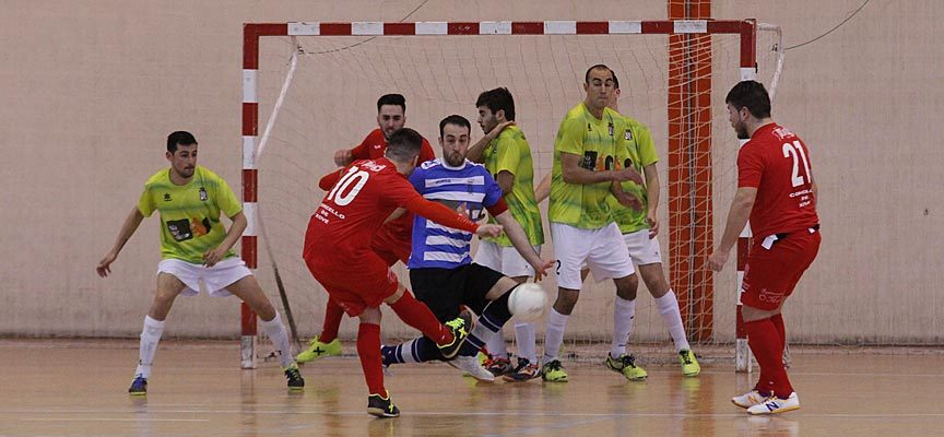 El FS Cuéllar Cojalba inicia mañana una nueva temporada con la expectación del cambio de grupo