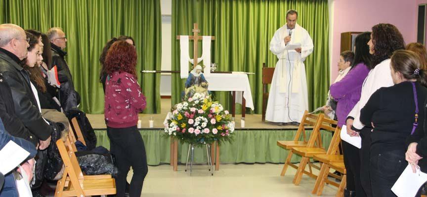 Comienzan las procesiones en Cuéllar con la de la Virgen de La Compasión