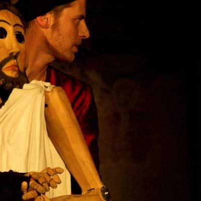 El `Misterio del Cristo de los Gascones´ volverá a la iglesia de San Martín el domingo