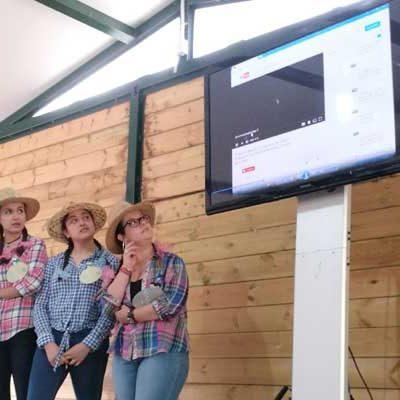 Cuéllar acogerá el domingo la final del certamen de emprendimiento juvenil 'Cual es tu vaca'