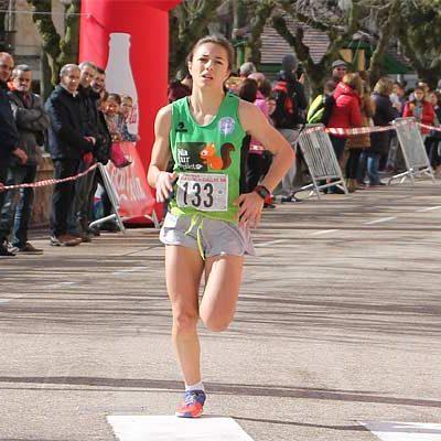 Marina Muñoz participará mañana en el ProTour de la Federación Española de Triatlón en Pontevedra