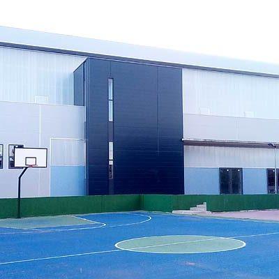 La Diputación destina 80.000 euros a la finalización del polideportivo de Nava de la Asunción
