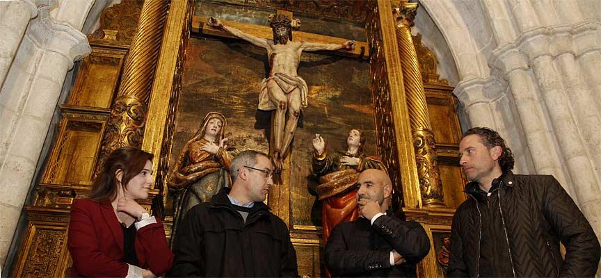 restauración-calvario-Semana Santa