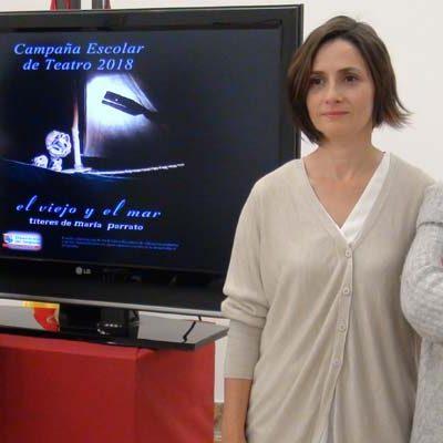 La compañía María Parrato será la encargada de llevar a cabo la XV Campaña Escolar de Teatro