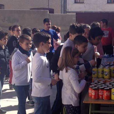 Carbonero el Mayor cerrará sus Jornadas Solidarias con una marcha y un rastrillo
