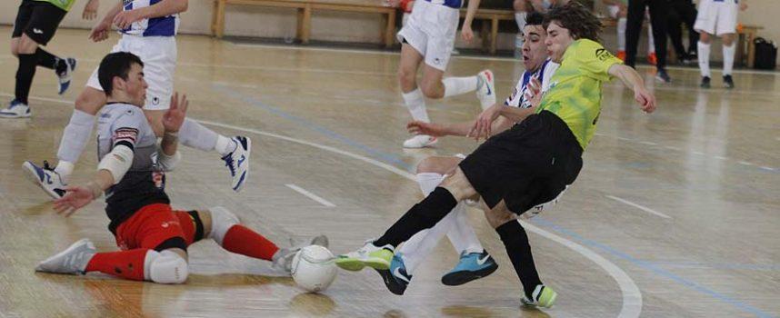 La solidez del FS Cuéllar juvenil le da tres importantes puntos ante el Benavente