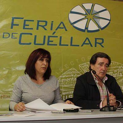 Más de 140 expositores se darán cita en la Feria de Cuéllar del 21 al 23 de abril