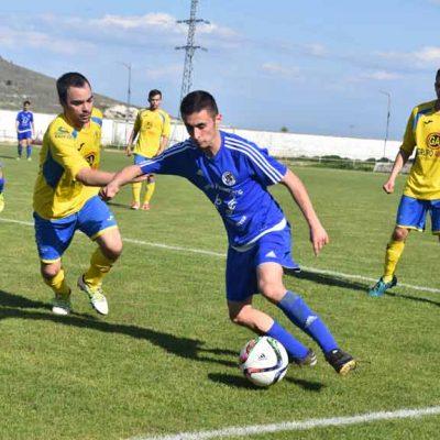El Sporting Riazano, primer rival del Cuéllar en la Copa Delegación