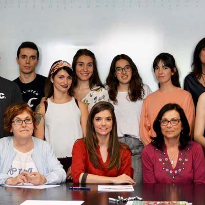 Alumnas de la UVA estudian con Ismur estrategias de sensibilización y comunicación sobre las mujeres rurales e inmigrantes