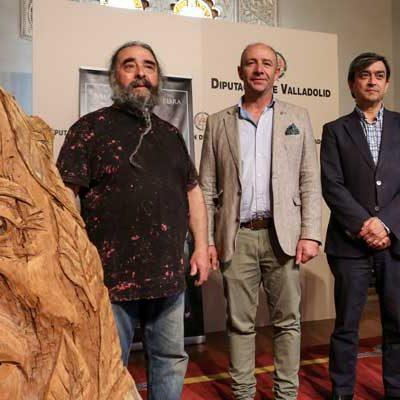 El Museo de la Piedra de Campaspero acoge la exposición 'El bosque encantado'  de Lorenzo Duque