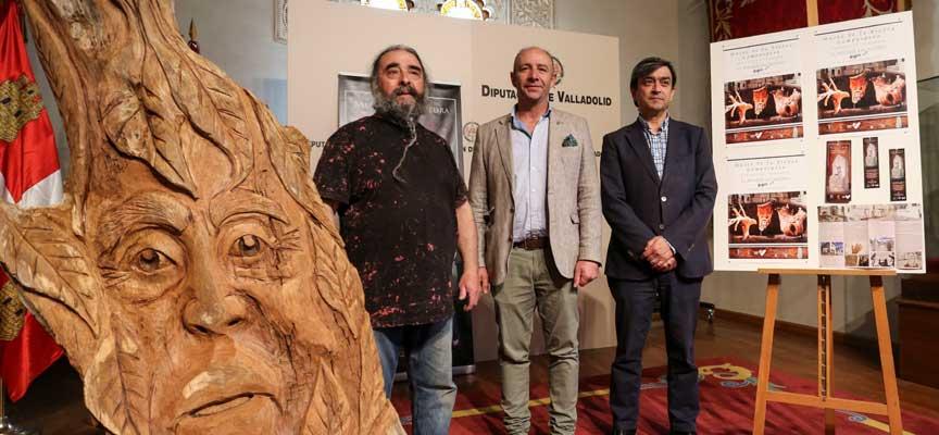 exposición-museo de la piedra-Campaspero