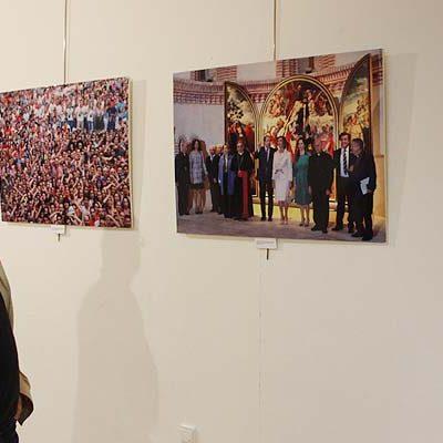 La sala Cronista Herrera acoge la exposición `Un año en imágenes´