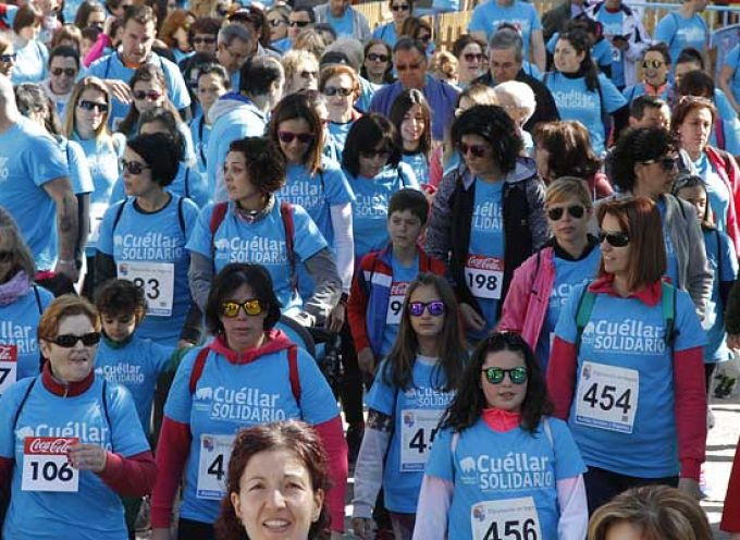La AECC organiza su I Marcha Solidaria en Cuéllar el domingo 6 de octubre