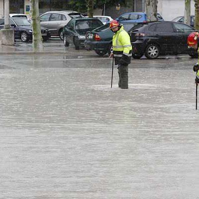 Protección Civil y Emergencias alertan de lluvias intensas y fuertes tormentas en la provincia hasta el jueves