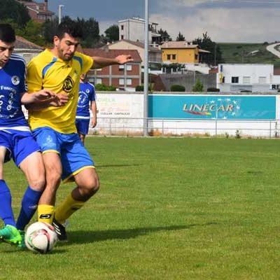 El Cuéllar remonta al Riazano y accede a las semifinales (2-0)