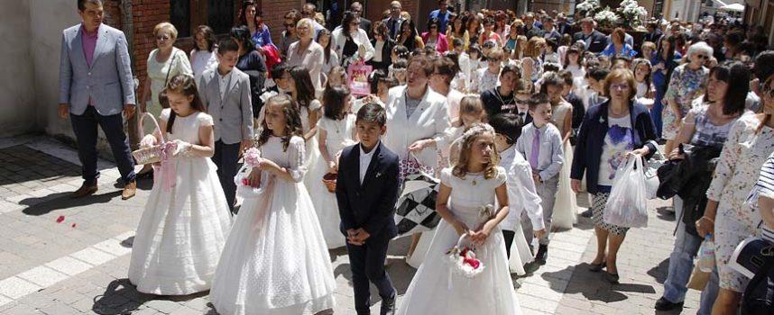 La Parroquia de Cuéllar suspende la celebración de las comuniones