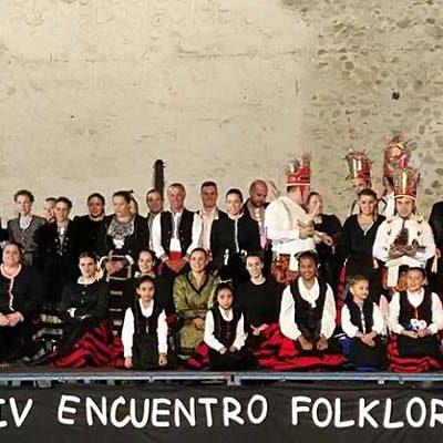 Aguilafuente celebra este fin de semana su V Encuentro Folklórico