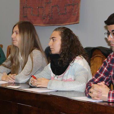Alborada Cultural informará el sábado del servicio de autobuses Cuéllar-Valladolid para el próximo curso