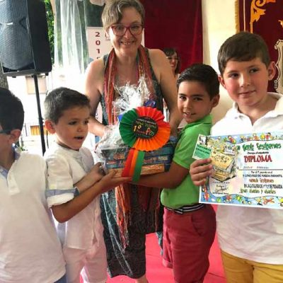 Gente Festeamus estimula la creación artística con su II Concurso `Menudo Festemus´