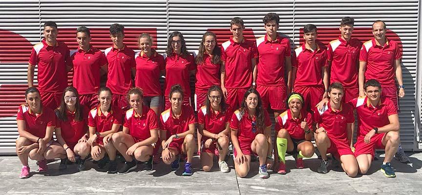 Seleccion-de-Castilla-y-León-de-triatlón-élite-escolar