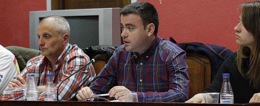 """El portavoz del PSOE critica la """"prepotencia y soberbia"""" del edil de Festejos en su valoración de los encierros"""