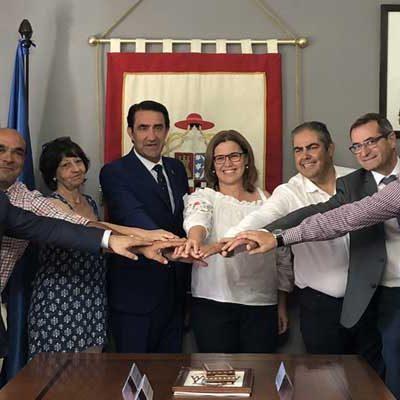 Los ayuntamientos de Vallelado y Navas de Oro incorporan viviendas al programa Rehabitare
