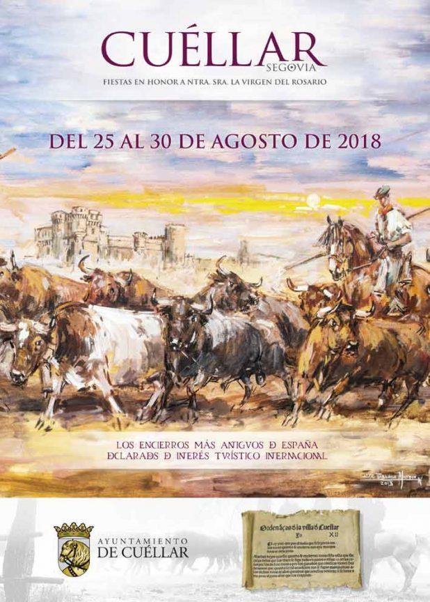 Fiestas-Cuéllar-cartel-