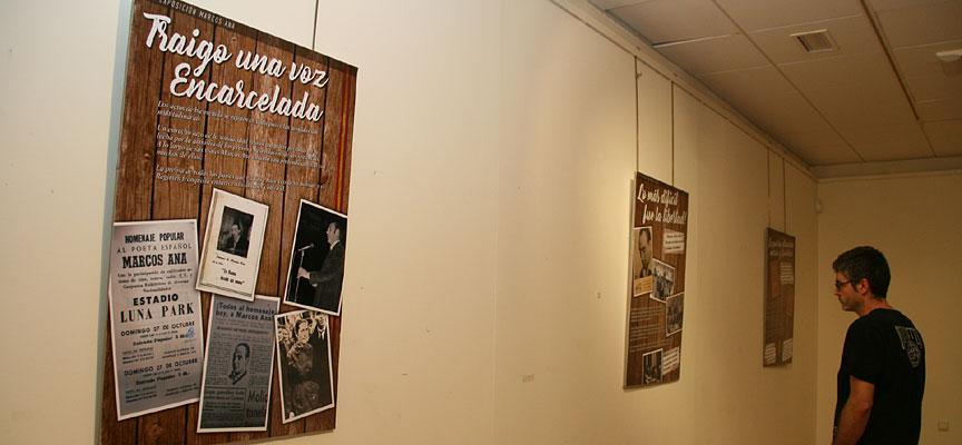 Exposición-sobre-Marcos-Ana-en-Cuéllar