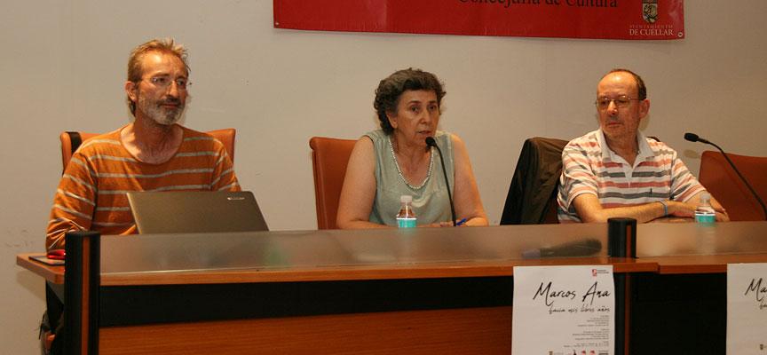 Presentación-exposición-Marcos-Ana-en-Cuéllar