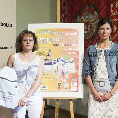 """Deporte y solidaridad se unen de nuevo en la carrera popular y marcha """"Entre valles"""" de Cogeces del Monte"""