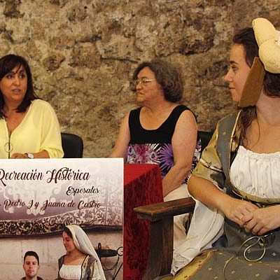 Cuéllar revivirá `Las bodas del rey Pedro I de Castilla´ en el marco de la fiesta Cuéllar Mudéjar