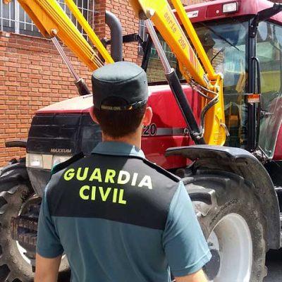 La Guardia Civil de Cuéllar detuvo a dos menores como presuntos autores de daños en seis vehículos