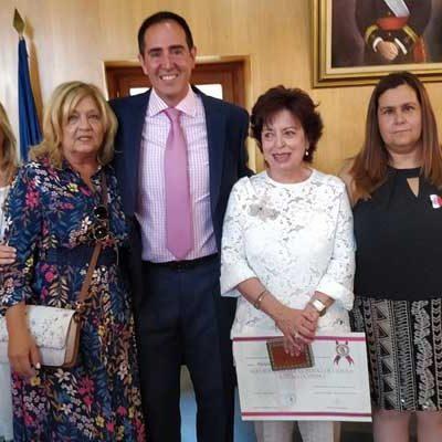 El peguero Mariano García, nombrado `Hijo adoptivo´ de Robledo de Chavela a título póstumo