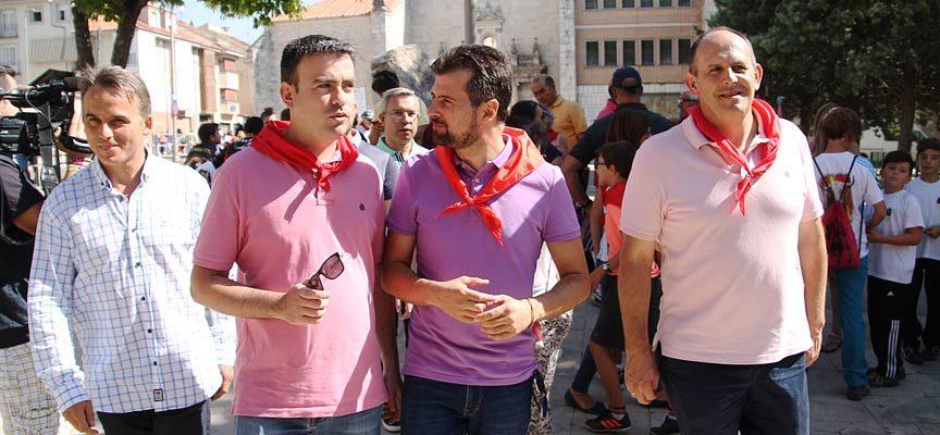 """El PSOE valora positivamente el desarrollo de los encierros y lamenta """"su nula repercusión internacional"""""""