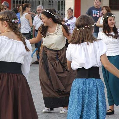 Danzas medievales, teatro y un mercado abren una nueva edición del `Sinodal de Aguilafuente´