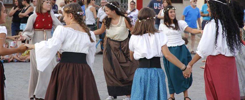 Teatro, música, artesanía y danzas en el XVII Sinodal de Aguilafuente