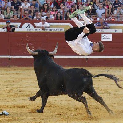Los mejores especialistas del toreo a cuerpo limpio participarán hoy en el concurso de cortes