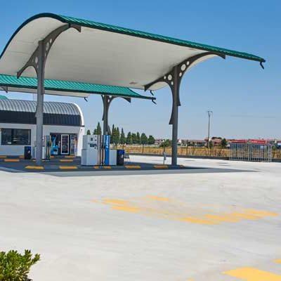 Cuéllar suma una nueva gasolinera 24 horas en la entrada norte
