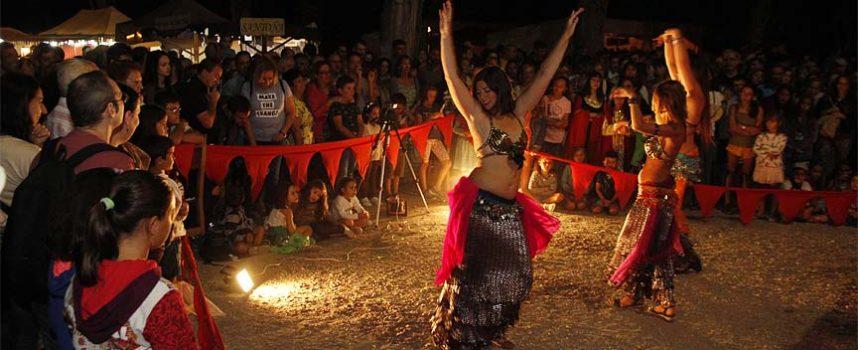 Turismo abre el plazo de inscripción en la fiesta `Cuéllar Mudéjar´