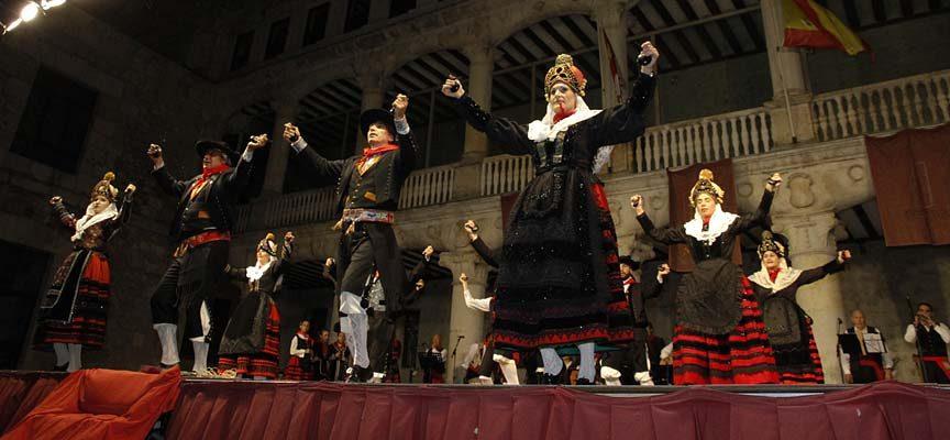 La Corregidora y sus damas serán presentadas el sábado en el XXXV Festival Nacional de Jota