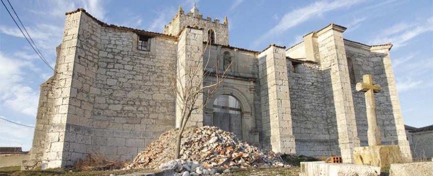 La Junta rehabilitará la iglesia de Fuentes de Cuéllar gracias a una iniciativa del PSOE en las Cortes