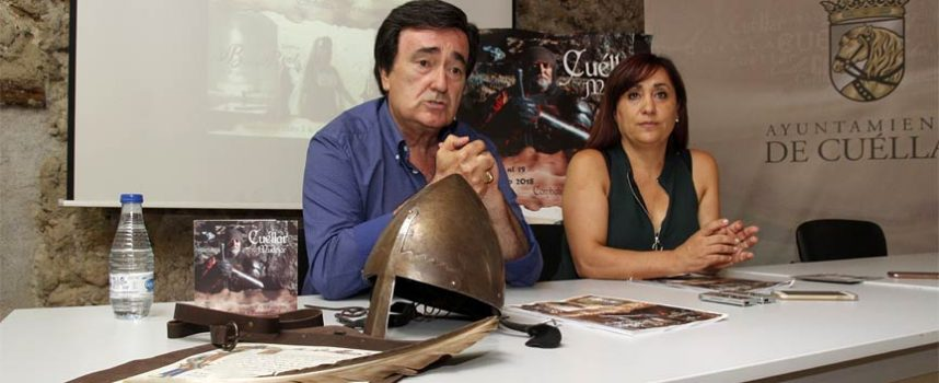 La recreación de la Boda Real de Pedro I de Castilla será el colofón de la fiesta Cuéllar Mudéjar