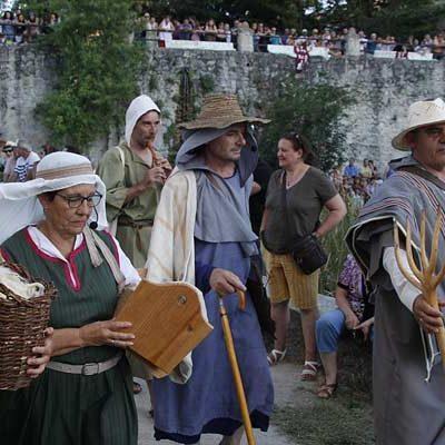 Cogeces del Monte rememoró su origen en La Armedilla
